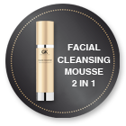 Facial Cleansing Mousse 2 in 1